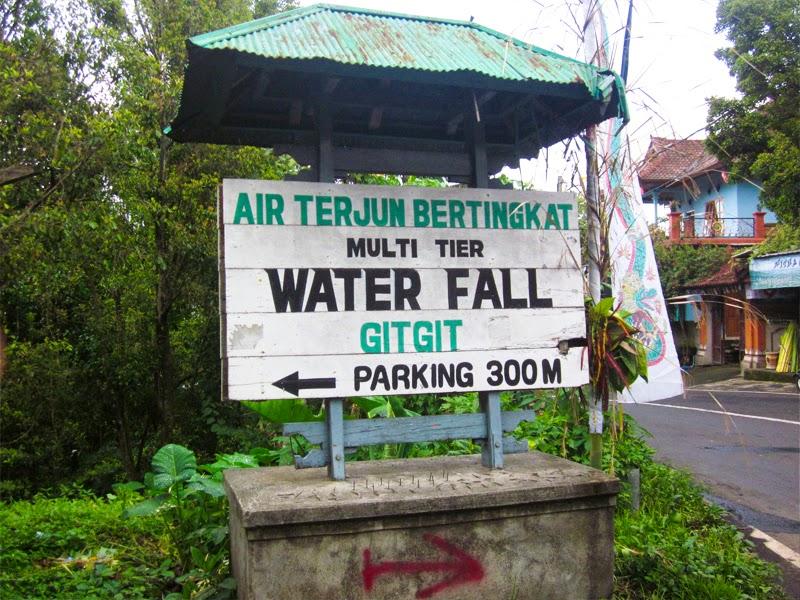 Tempat Wisata Air Terjun Di Singaraja (Buleleng) Bali