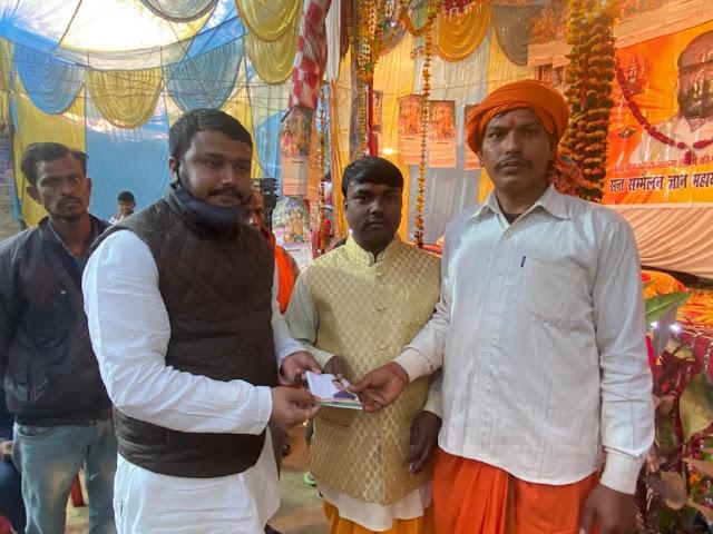 Lalan Kumar visits BKT villages