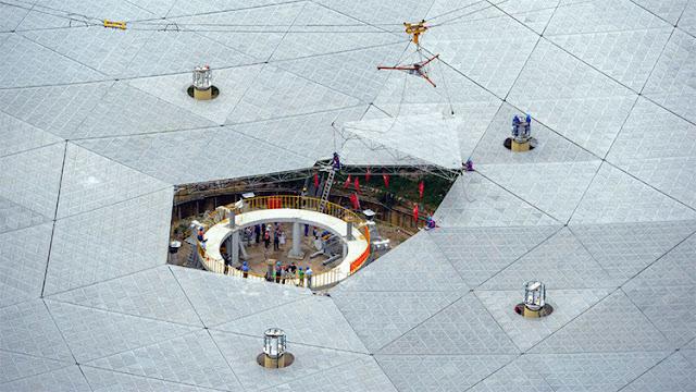 China tiene todo listo para lanzarse a la búsqueda de vida extraterrestre