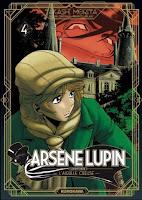 Arsène Lupin de Takashi Morita-arsène-arsène lupin-lupin-takashi-morita-shogakukan-kurokawa-manga-japon-france-maurice leblanc-classique-20ème siècle-bdocube-blog-bedeocube