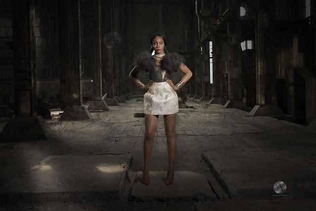 Fierce much! Seyi Shay serves major hotness in new photos