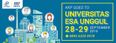 Kompas Karier Fair Goes to Campus 2016