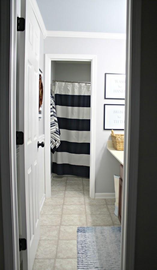 Simple bathroom updates
