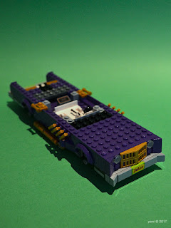 the lego batman movie - the joker notorious lowrider - so much purple