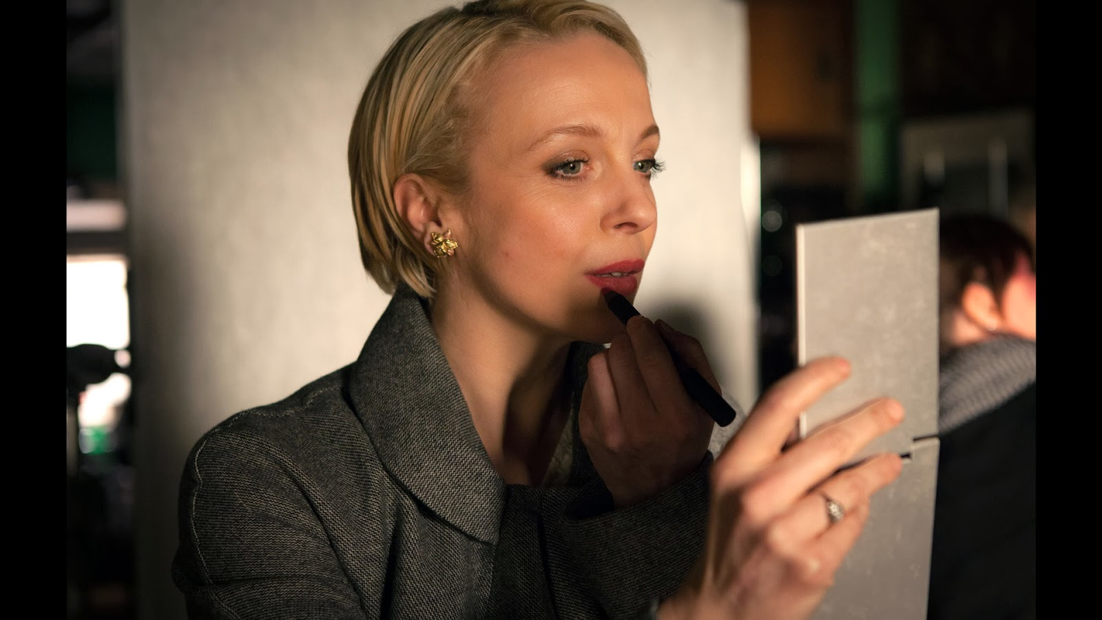 Amanda Abbington as Mary Watson in BBC Sherlock Season 3 Episode 3 His Last Vow