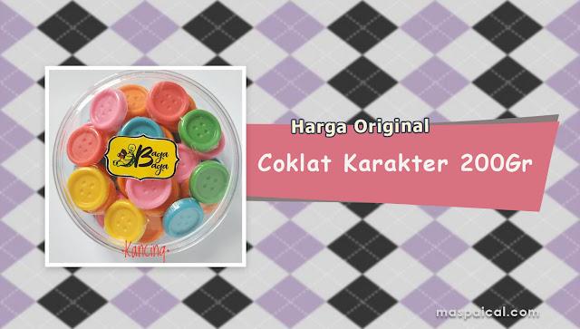 10 Rekomendasi Harga COKLAT KARAKTER 200GR Termurah dan Terlaris Harga Original - maspaical.com