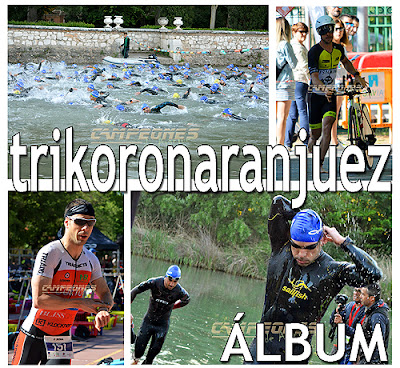Triatlón Korona Aranjuez