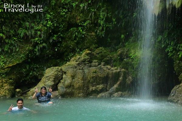 Smaller waterfall of Batlag