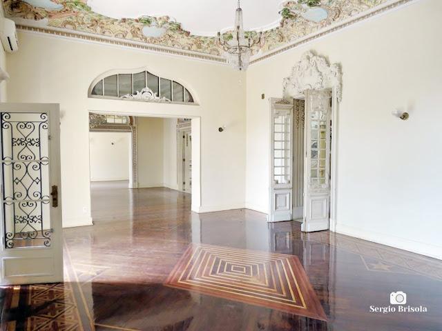 Palacete Basílio Jafet (Sala de Visitas lateral)