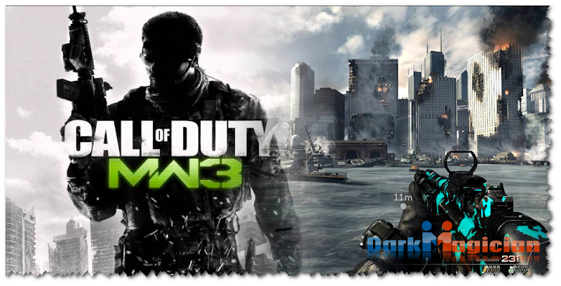 Call Of Duty - MW3 PC Games Review সাথে Highly Compressed Link
