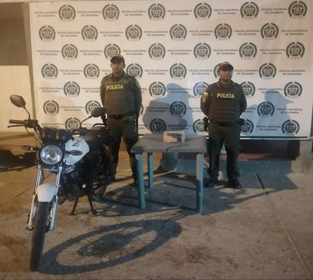 Alias 'El Cofla' se robó una moto y fue sorprendido por la Policía