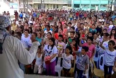 Satu Desa di Filipina Bareng-Bareng Masuk Islam, Ini Videonya