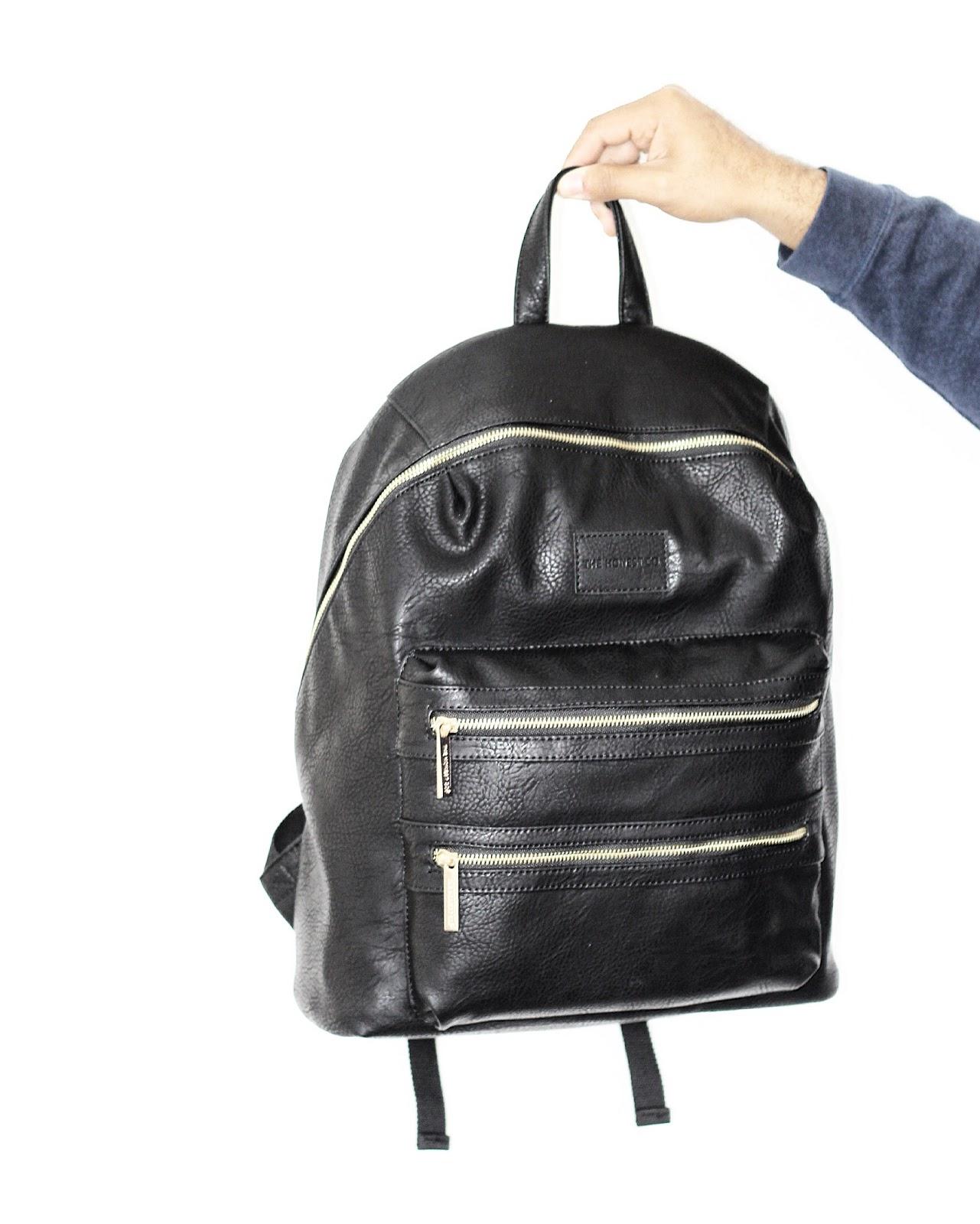 My Diaper Bag: Honest Co City Backpack