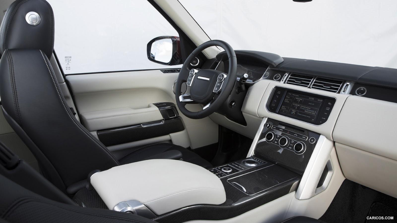 Range Rover X on Land Rover Lrx Concept Interior