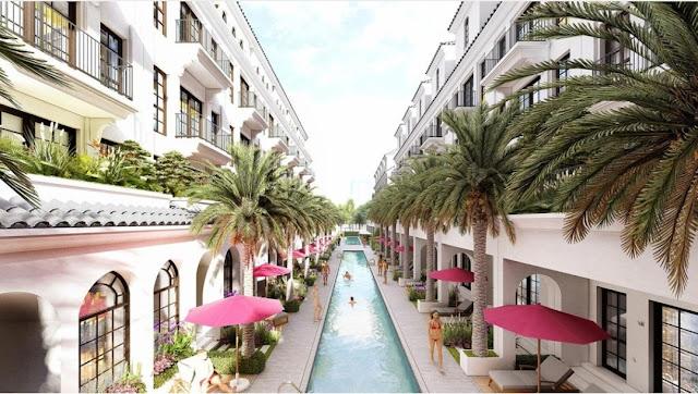 Mở bán dự án Sunshine Mystery Villas Mỹ Đình Nguyễn Văn Giáp K2 Hàm Nghi - biệt thự liền kề shophouse