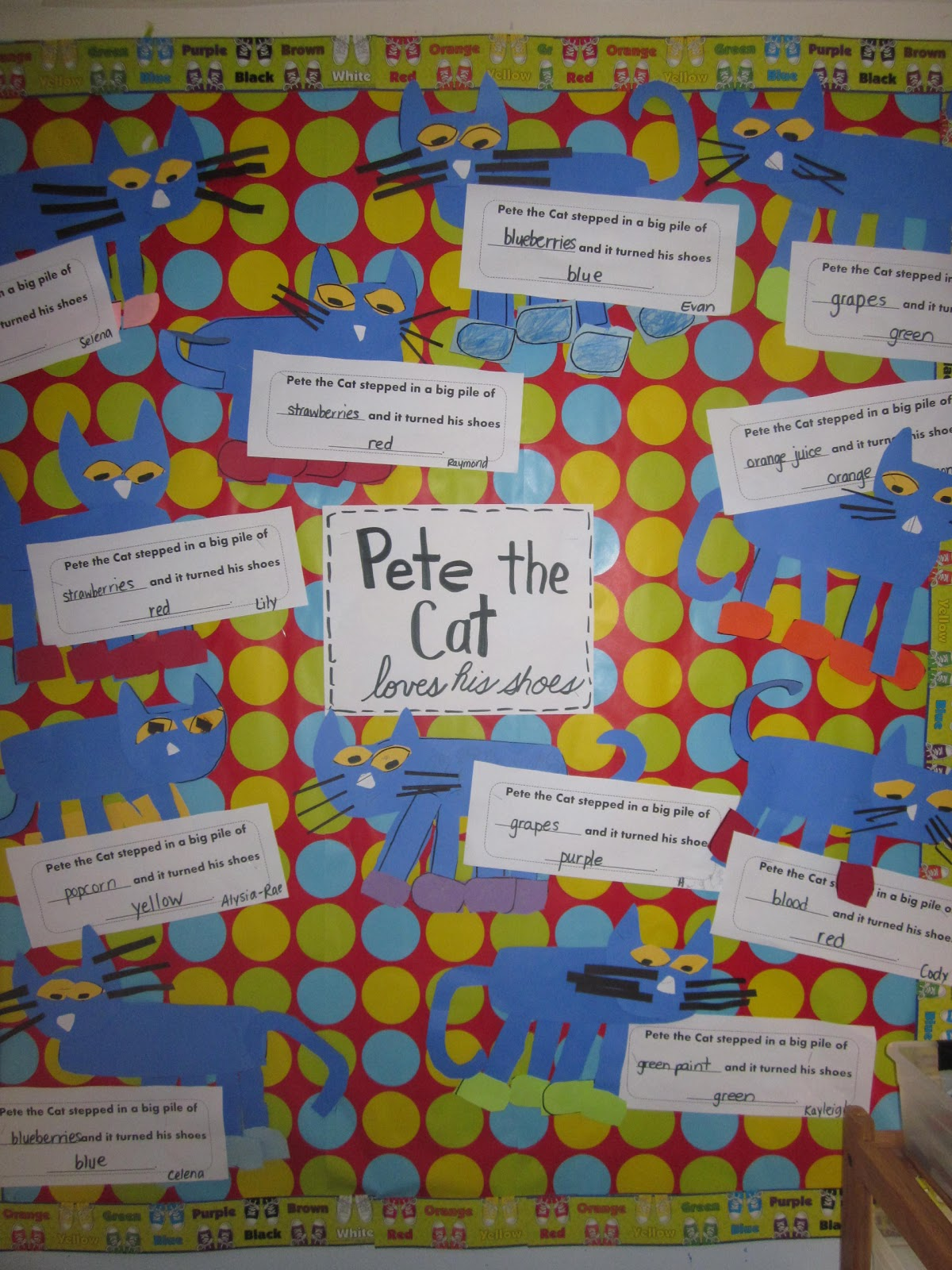 Mrs Miner S Kindergarten Monkey Business Who Loves Pete The Cat And A Secret Sale For My