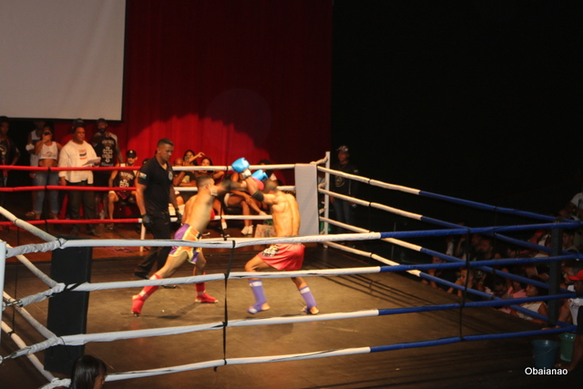 Veja Imagens do 3º Fight Muaythai, foi um evento eletrizante
