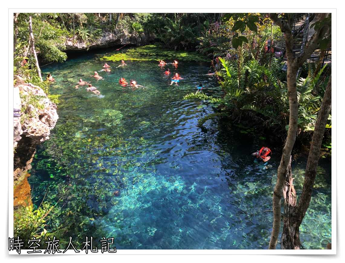 墨西哥坎昆1日來回Tulum + Cenote Dos Ojos tour
