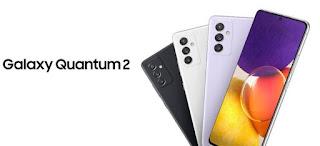 Harga Hp: Samsung Galaxy Quantum 2 dan Review