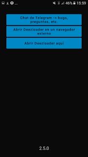 deezloader para android