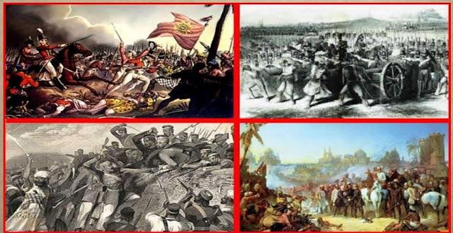 THE REVOLT OF 1857