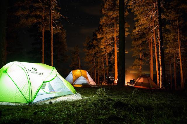 Norway Camp
