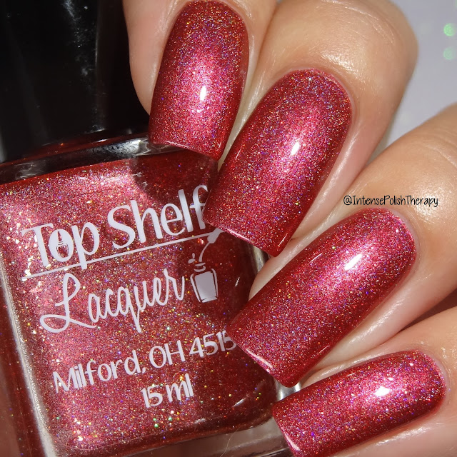 Top Shelf Lacquer Candied Apples