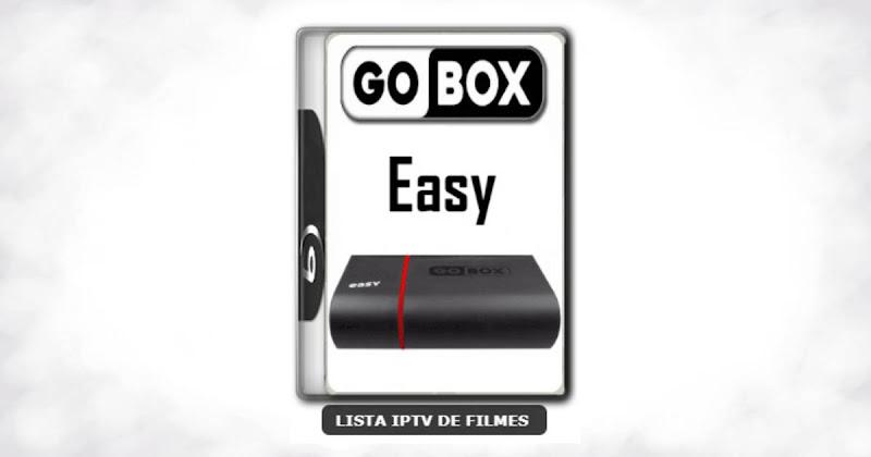 Gobox Easy Nova Atualização USB Correção No Sistema V1.0.58