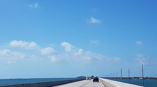 Overseas Highway,Key West, Florida
