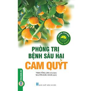 Nông Nghiệp Xanh, Sạch - Phòng Trị Bệnh Sâu Hại Cam Quýt ebook PDF-EPUB-AWZ3-PRC-MOBI