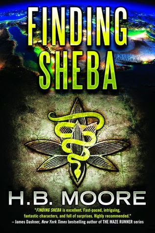 Finding Sheba by H.B. Moore