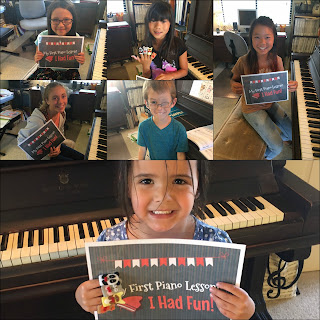 Piano Students l LadyD