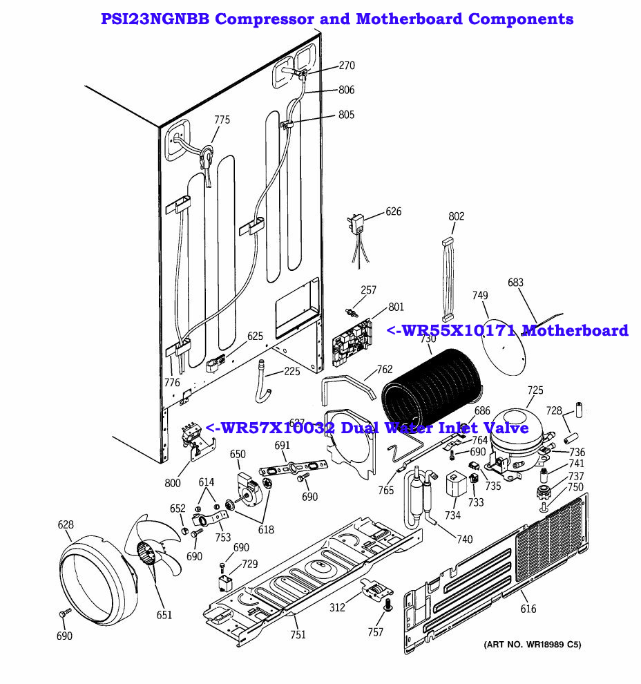 SEA BREEZE APPLIANCE PART'S, HELP AND SALES