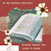 Proverbs Chapter 2: Listen to Wisdom