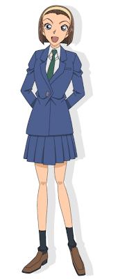 Hellominju.com: 名探偵コナンアニメ   鈴木園子 Suzuki Sonoko   Hello Anime !