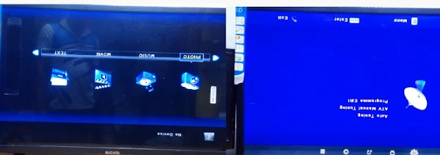 How To Solve Upside Down Picture In  LED TV.