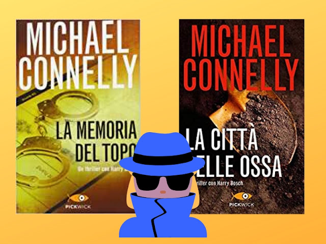 La serie di Michael Connelly con Harry Bosch