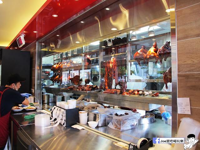 IMG 6622 - 【台中美食】了凡香港油雞飯‧麵 HAWKER CHAN TAIWAN | 全世界第一間米其林一星小販,來台中啦!!
