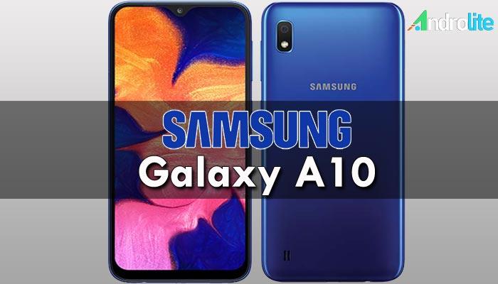 Harga Samsung Galaxy A10 dan Spesifikasi Lengkap