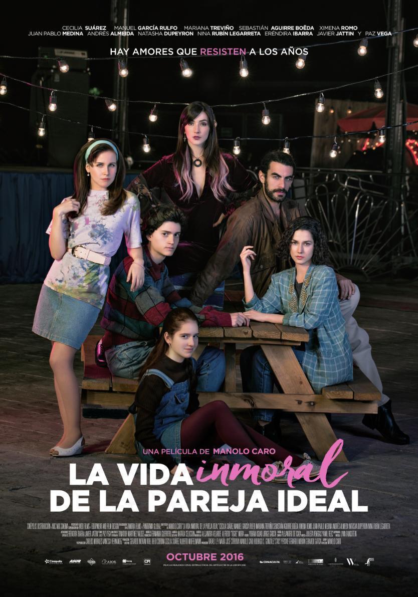 La vida inmoral de la pareja ideal [2016] [DVDR] [NTSC] [Latino]