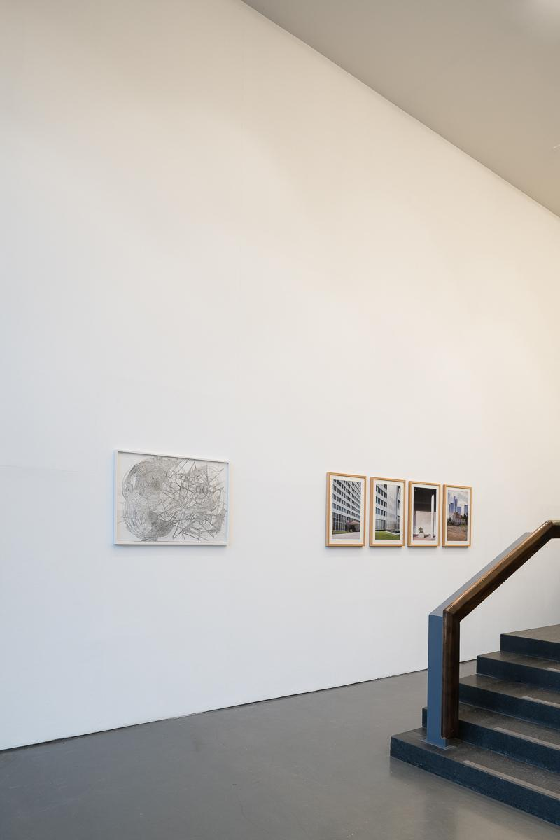 Kunsthalle Düsseldorf, Nachtfoyer mit Renata Jaworska