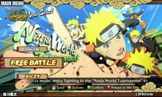 Naruto Senki Mod by M lqbal M Apk