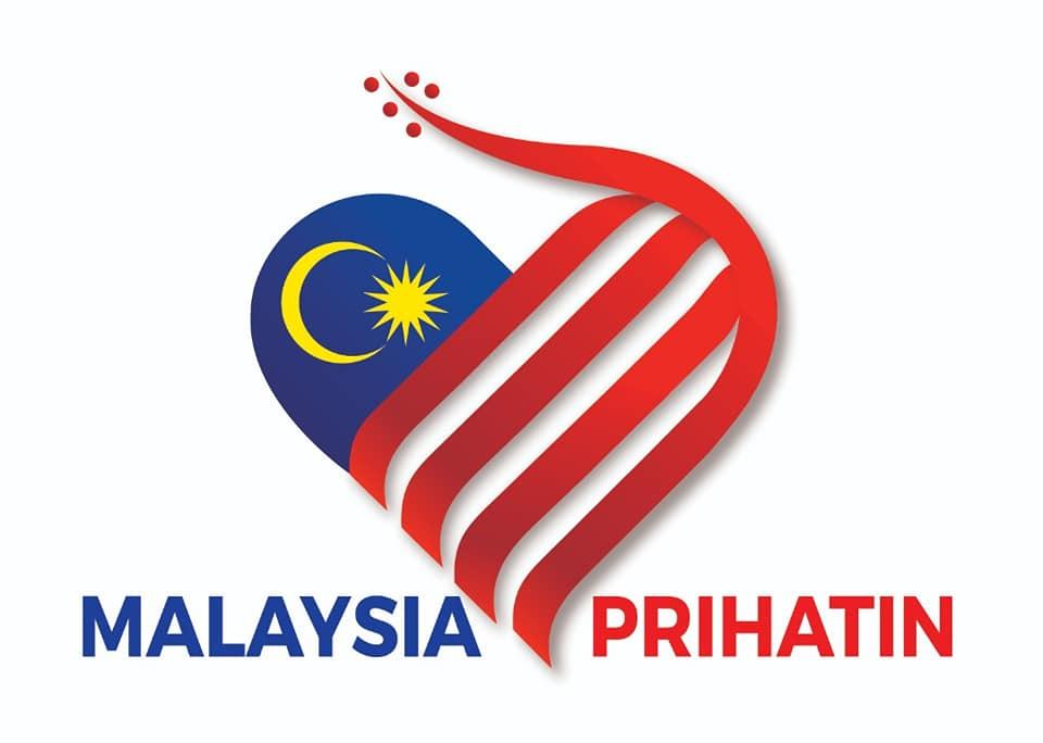 Kemerdekaan Poster Mewarna Malaysia Prihatin 2020