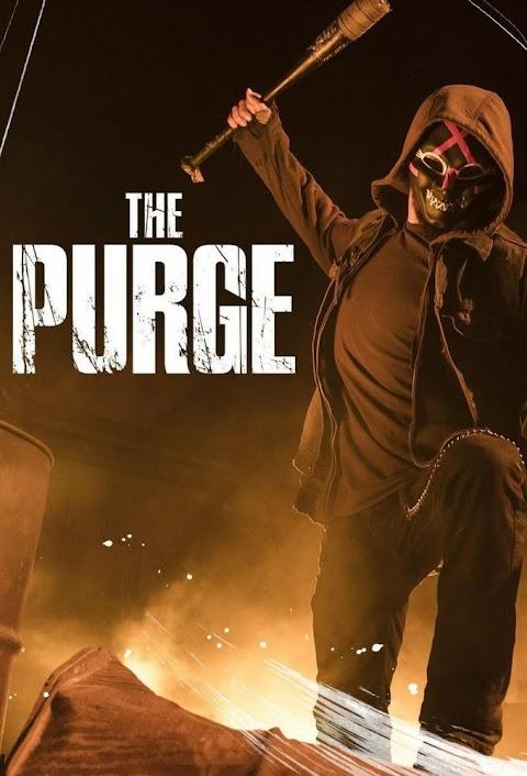 The purge (la purga) - Temporada 1