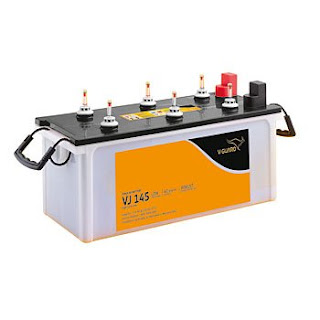 Image of a UPS Battery