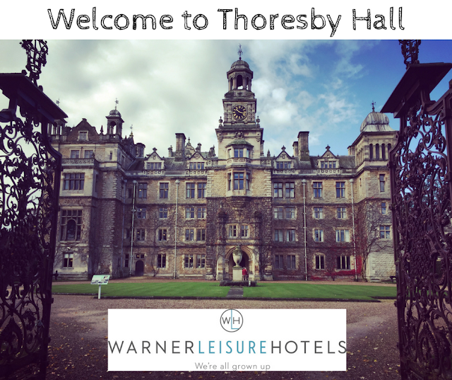 Welcome to Thoresby Hall Hotel Warner Leisure