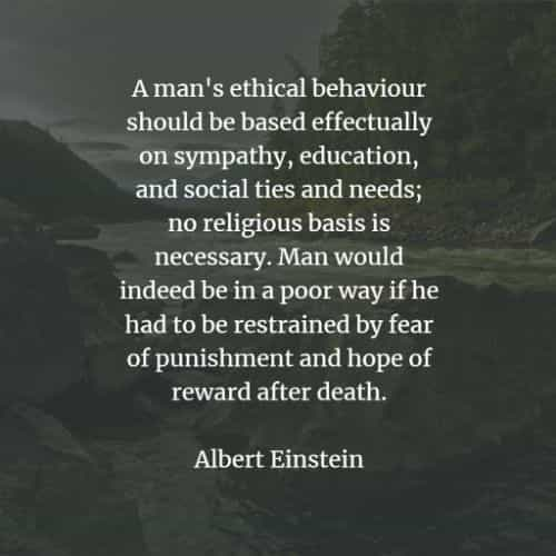 Morality quotes that will help you make proper actions