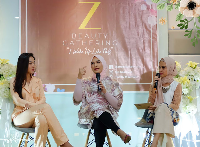 Z Beauty, Pasang Lash Extention di Rumah