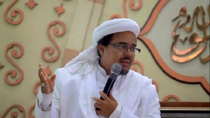 Patuhi Aturan, Habib Rizieq Bayar Denda Rp50 Juta ke Pemprov DKI