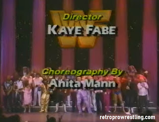 WWF - Slammy Awards 1987 - Director - Kayfabe